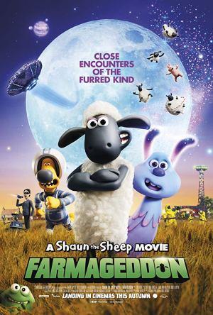 A Shaun the Sheep Movie: Farmageddon (2019) [Animation]