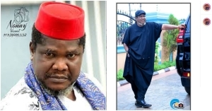 """President Goodluck And PDP Were Not Good, But APC Is A Colossal Disaster"" – Actor Ugezu"
