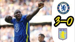 Chelsea vs Aston Villa 3 - 0 (Premier League 2021 Goals & Highlights)