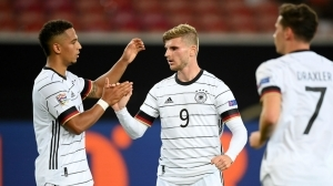 Germany 1 Vs  1 Spain (UEFA Nations League) Highlights