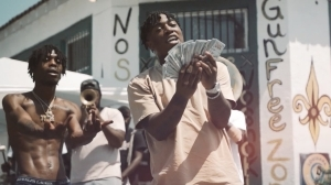 Fredo Bang - Second Line (Video)
