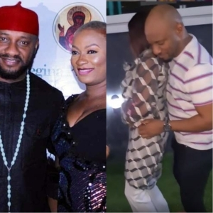 Actor Yul Edochie Spotted Rocking May On New Video