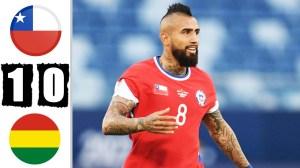 Chile vs Bolivia 2 − 0 (Copa America 2020 Goals & Highlights)