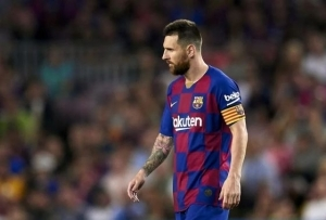 Lionel Messi Discusses PSG Move With Pochettino After Leaving Barcelona