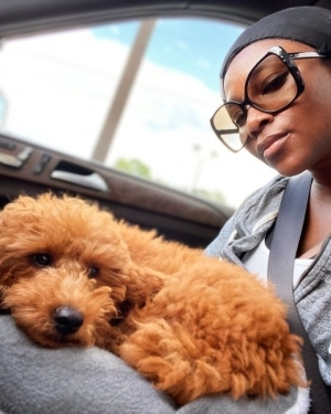 Genevieve Nnaji Reacts After A Fan Concludes That She Smokes 'Weed'
