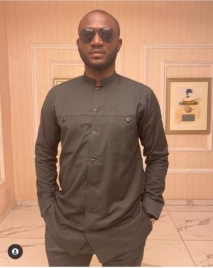 """There Are Many People Who Are Happy to See You In Pains, Stop Sharing Everything Online"" – Actor Uzee Usman"