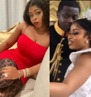 Deola Smart Flaunts Her Wedding Ring On IG Hours After Jackson Ude Claimed Her Marriage Is In Crisis