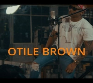 Otile Brown - Wine