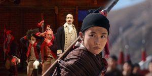 Mulan vs. Hamilton: What Disney+