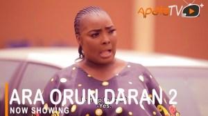 Ara Orun Daran Part 2 (2021 Yoruba Movie)