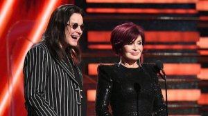 Ozzy & Sharon Osbourne Biopic in Development