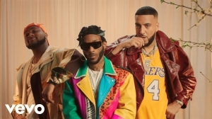 Angel – Blessings (Remix) Ft. French Montana, Davido (Music Video)