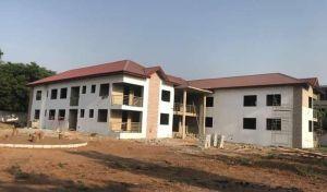 Armed Men Break Into Nigerian High Commission In Ghana, Demolish Apartments (See Photo)