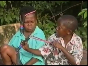 The Problem Children  (Old Nollywood Movie)