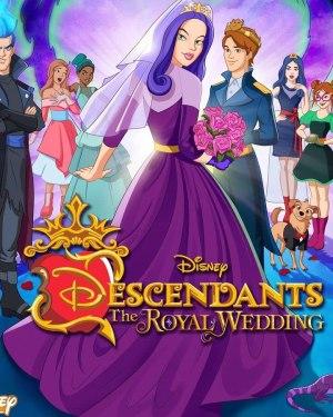 Descendants: The Royal Wedding (2021) (Animation)