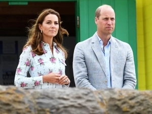 Prince William Denies British Royal Family Is