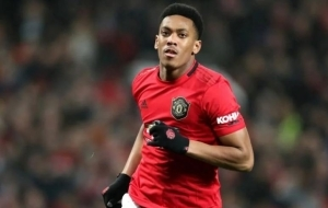 PREMIER LEAGUE!! See What Martial Said After Scoring His First Hat-trick For Man United