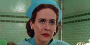 Ratched's Sarah Paulson Made Sure Ryan Murphy Would Cast Her In Lead Role