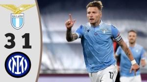 Lazio vs Inter Milan 3 - 1 (Serie A   2021 Goals & Highlights)