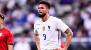 AC Milan already selling Olivier Giroud shirts