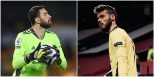 De Gea and Patricio linked with Premier League exit as Serie A giants consider goalkeeper upgrade