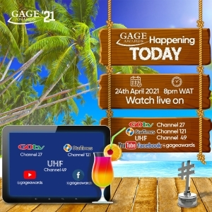 Nengi Hampson and Erica go head to head at Gage Awards'21. Catch Gage Awards live On TVC