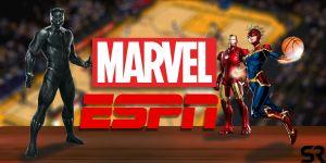 Marvel & ESPN Team Up For An Avengers-Themed NBA Game