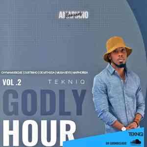TekniQ – Godly Hour Mix Vol. 2 (Amapiano Remixes)