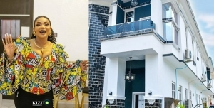 Iyabo Ojo Throws Lavish House-Warming Party To Celebrate Her New Mansion (Video/Photos)
