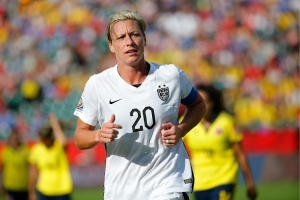 Career & Net Worth Of Abby Wambach