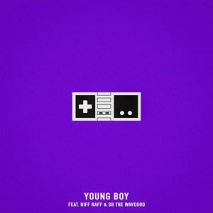 Chris Webby – Young Boy ft. Riff Raff & SB The Wavegod