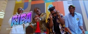 VDJ JONES – Riba Ft. Dj Kaywise, Odi Wa Murang'a, Nelly The Goon, TheOnlyDelo, BreederLW, Nifty Boi (Music Video)
