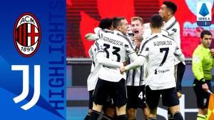 Milan vs Juventus 1 - 3 (Serie A Goals & Highlights 2021)