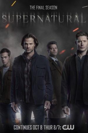 Supernatural S15E14