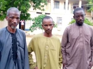 JUST IN!!! Katsina State Government Arrests 3 Suspected Bandits On Payroll