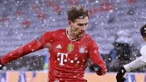 Leon Goretzka pens new Bayern Munich deal