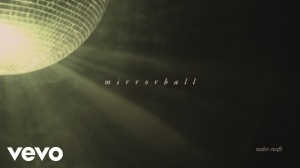 Taylor Swift – Mirrorball (Lyrics Video)