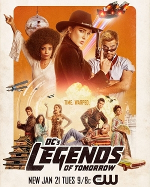 DCs Legends of Tomorrow S05E10 - The Great British Fake Off