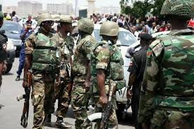 #EndSARS: Why we won't disclose identity of personnel deployed to Lekki tollgate - Nigerian Army