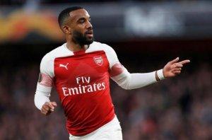 Arsenal Boss Arteta Speaks On Lacazette Signing New Contract
