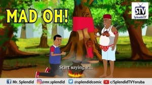 Splendid TV -Mad Oh (Animation) (Comedy Video)
