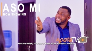 Aso Mi (2021 Yoruba Movie)
