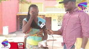 Single mother hawking pure water for a living, sheds tears of joy as she receives new apartment, cash gift (WATCH)