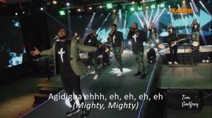 Tim Godfrey – Agidigba Medley (Video)