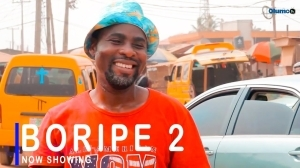Boripe Part 2 (2021 Yoruba Movie)