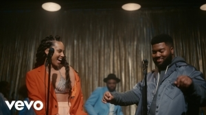 Alicia Keys Ft. Khalid - So Done
