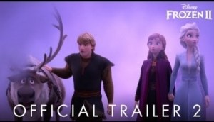 Frozen (2019) [Animation] [HDCam] (Official Trailer)