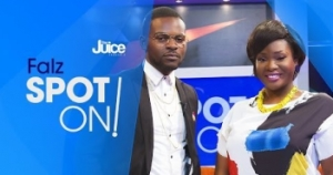 """VIDEO Download (ALL): Falz """"Spot On"""" Interview / Performance on The Juice"""