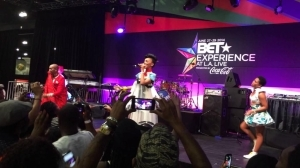Video: Mafikizolo Thrills Fans With 'Khona' at the BET Experience