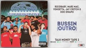Talk Money Tape 2 BY Jay Critch, RicoBaby, Mari Mac, Vendetta X Doe Gwapo